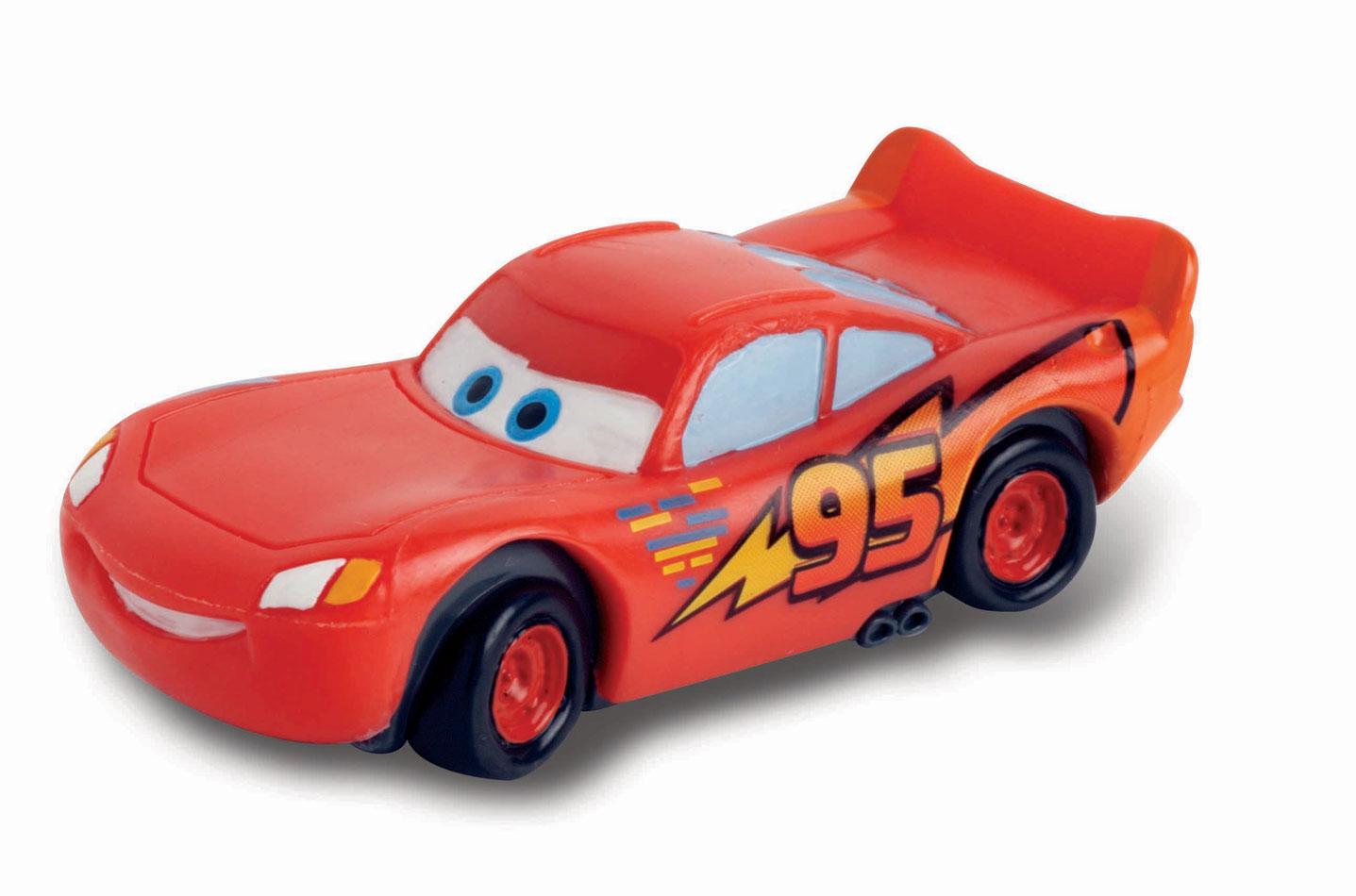 Cars flash mcqueen figurine 7 cm bullyland bula12680 - Mcqueen flash mcqueen ...