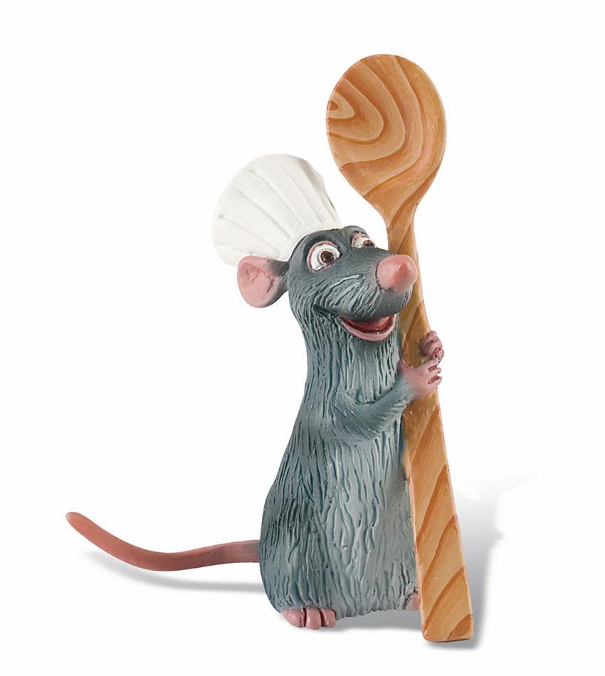 RATATOUILLE - REMY - figurine 5 cm, bullyland, bula12700