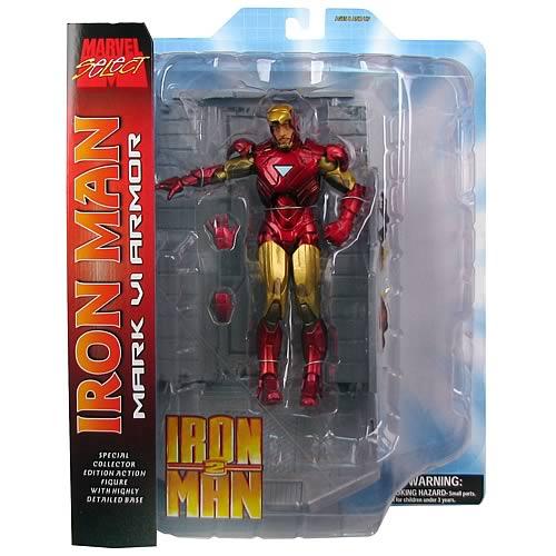 Avengers  Iron Man Figurine Electronique  pas cher Achat / Vente Dessins