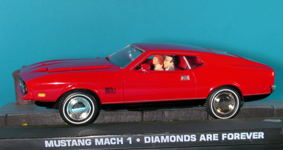 Diamonds Are Forever Mustang Mach