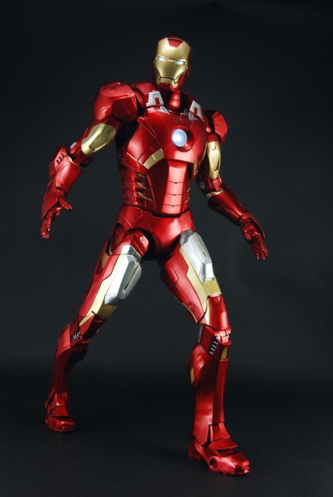 figurine 50 cm marvel