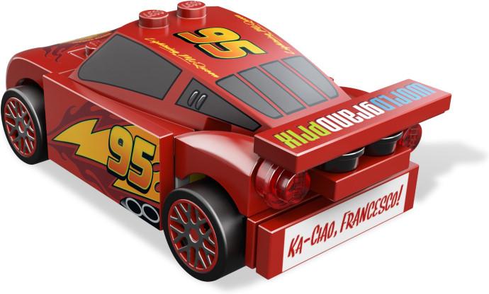 cars la course ultime lego 9485 jeu de construction lego lego9485 figurine collector. Black Bedroom Furniture Sets. Home Design Ideas