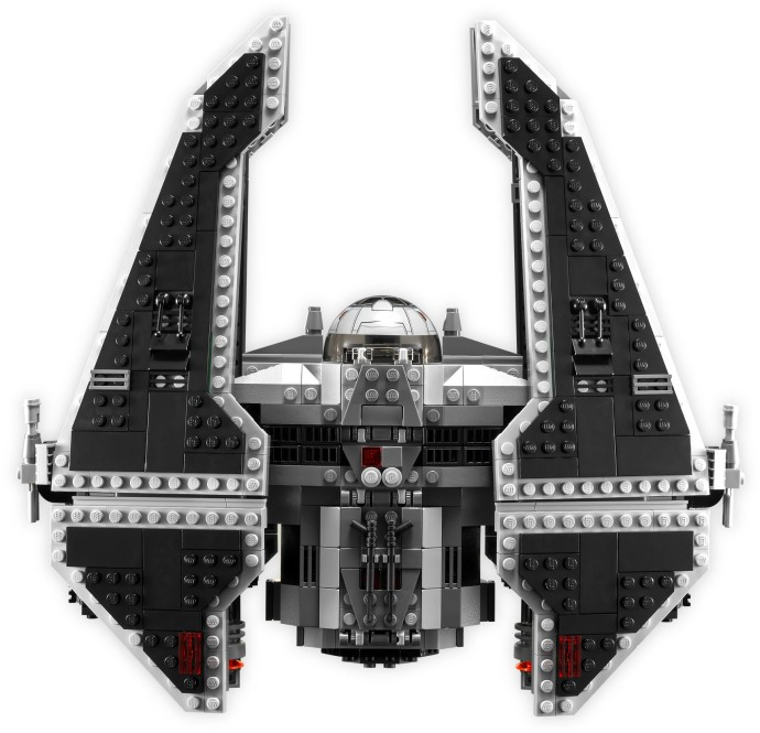 star wars sith fury class interceptor lego 9500 jeu de construction lego lego9500. Black Bedroom Furniture Sets. Home Design Ideas