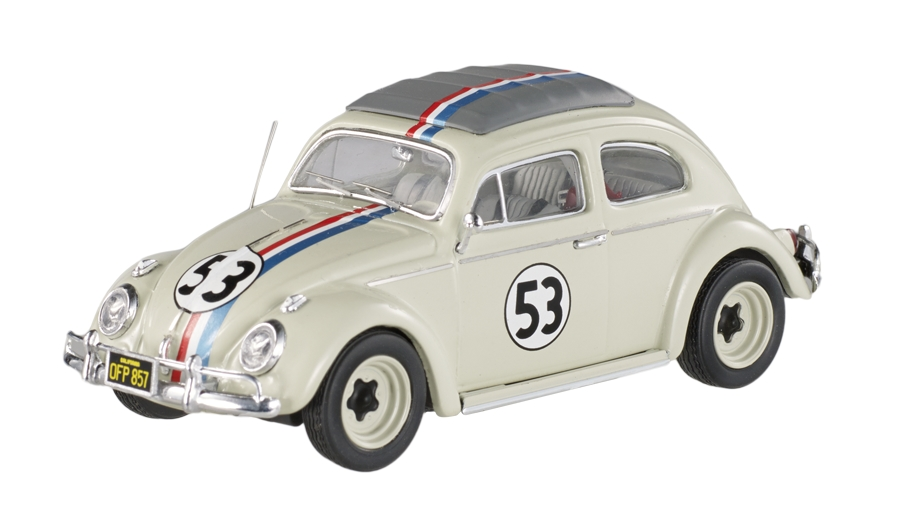 voiture coccinelle miniature