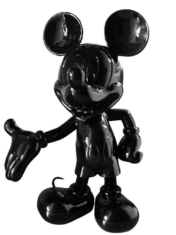 Enesco 4030815 Figurine Mickey le Sorcier Résine 23 cm