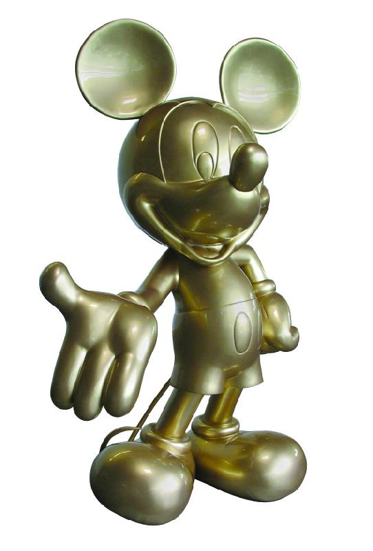 Disney Traditions 4023528 Figurine Moi le Malin Chat de Chester Résine 10,5 cm