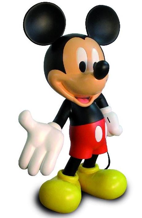 figurine mickey en resine