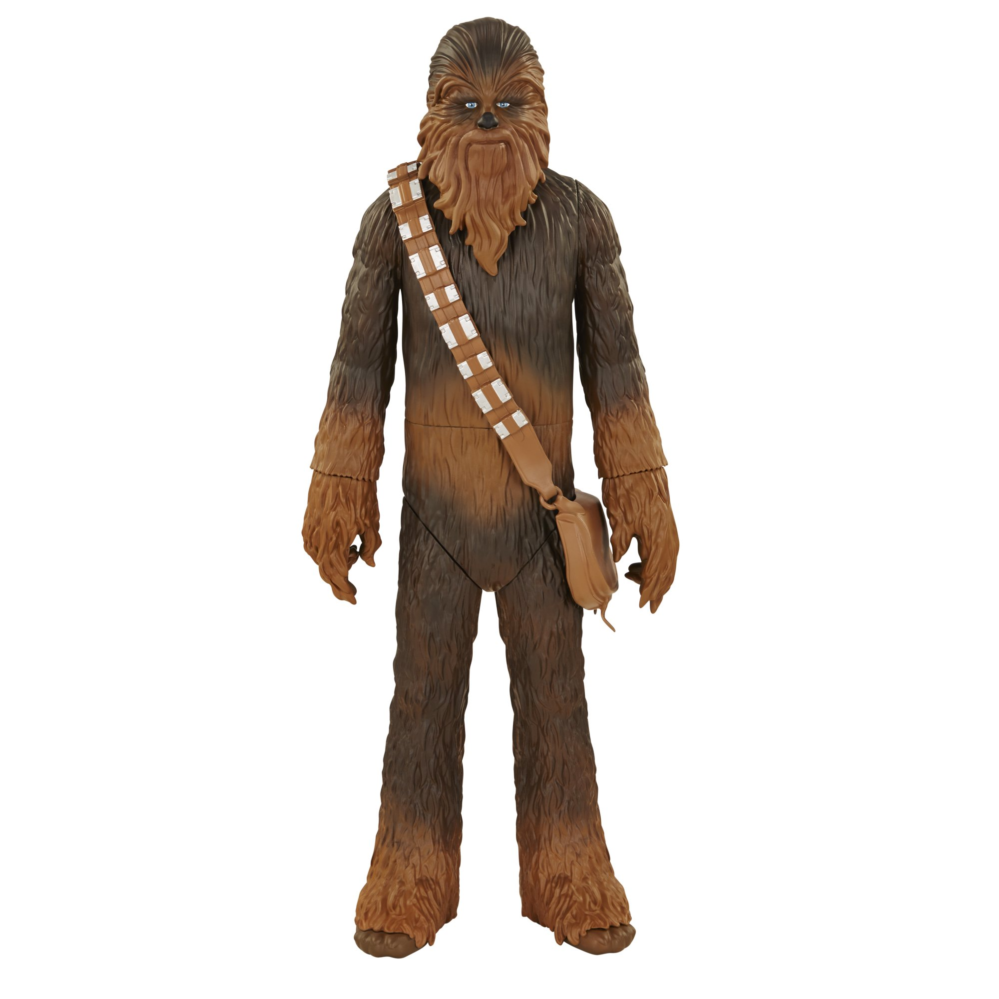 star wars chewbacca 50 cm action figurine jakks. Black Bedroom Furniture Sets. Home Design Ideas