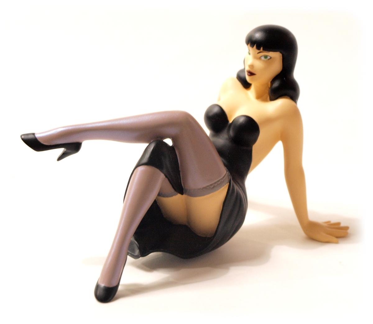 PIN-UP: POISON IVY #2 - statuette résine, demons & merveilles ...