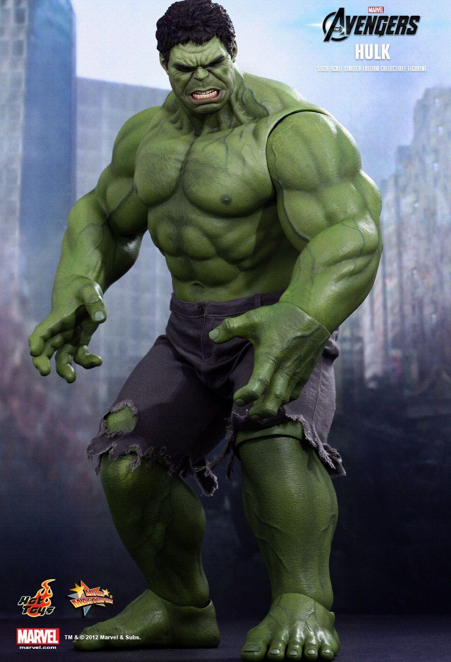 ToyzMag » Hulk Avengers Age Of Ultron par Hot Toys