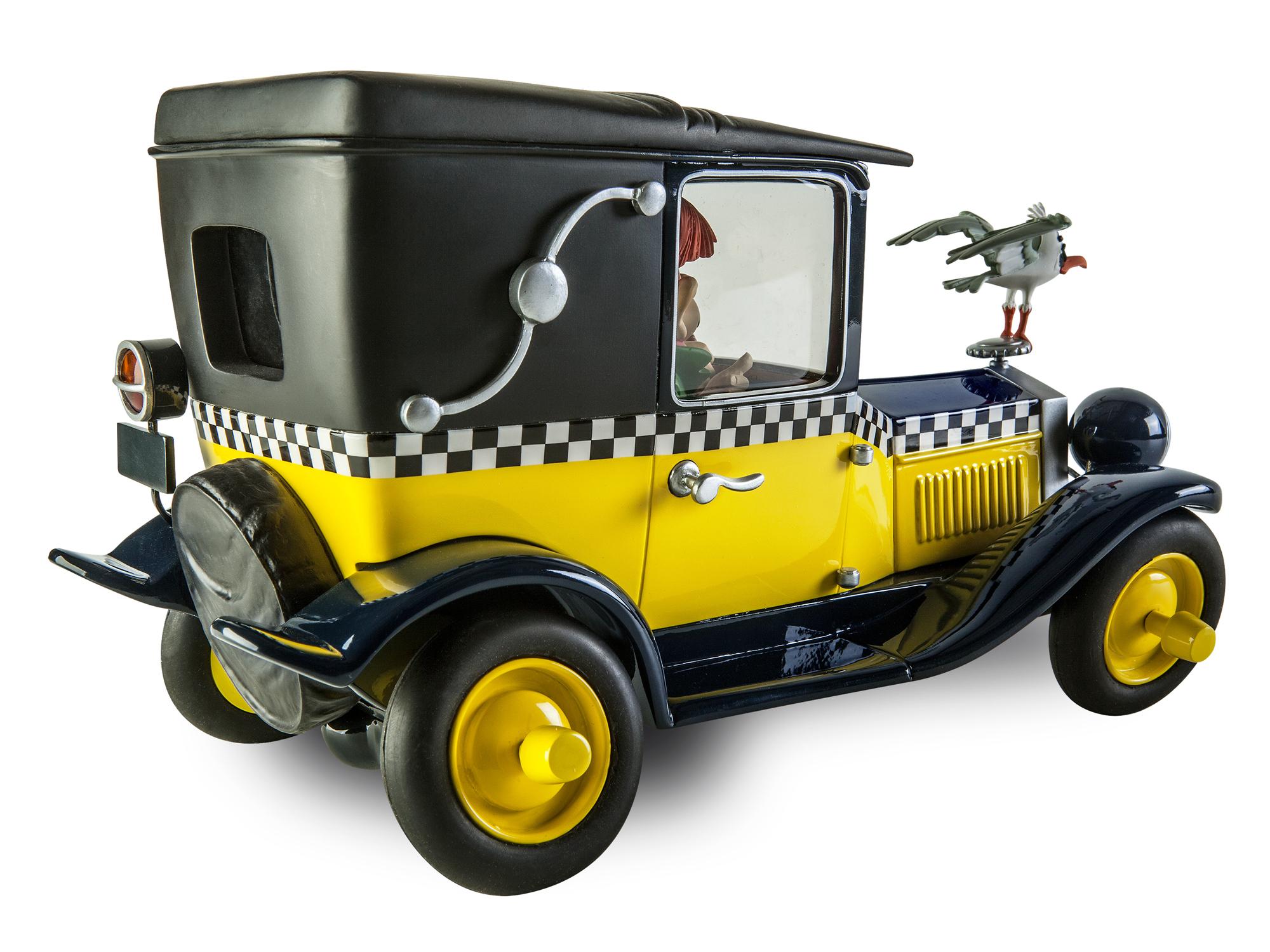 Le garage de franquin gaston lagaffe fiat 509 1925 coupe for Garage ad le pin