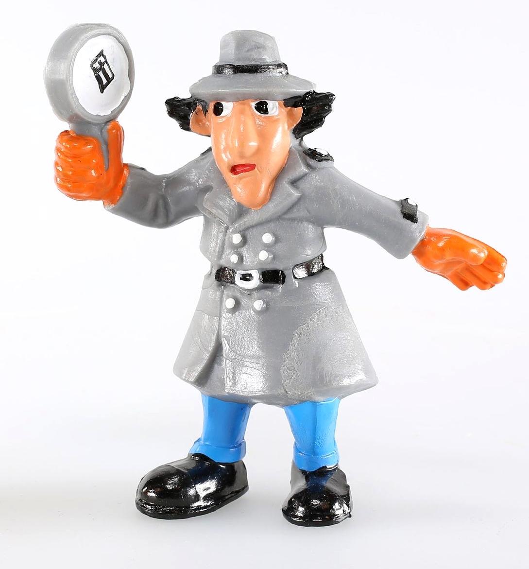 Inspector gadget inspecteur gadget loupe 7 cm pvc figure p m