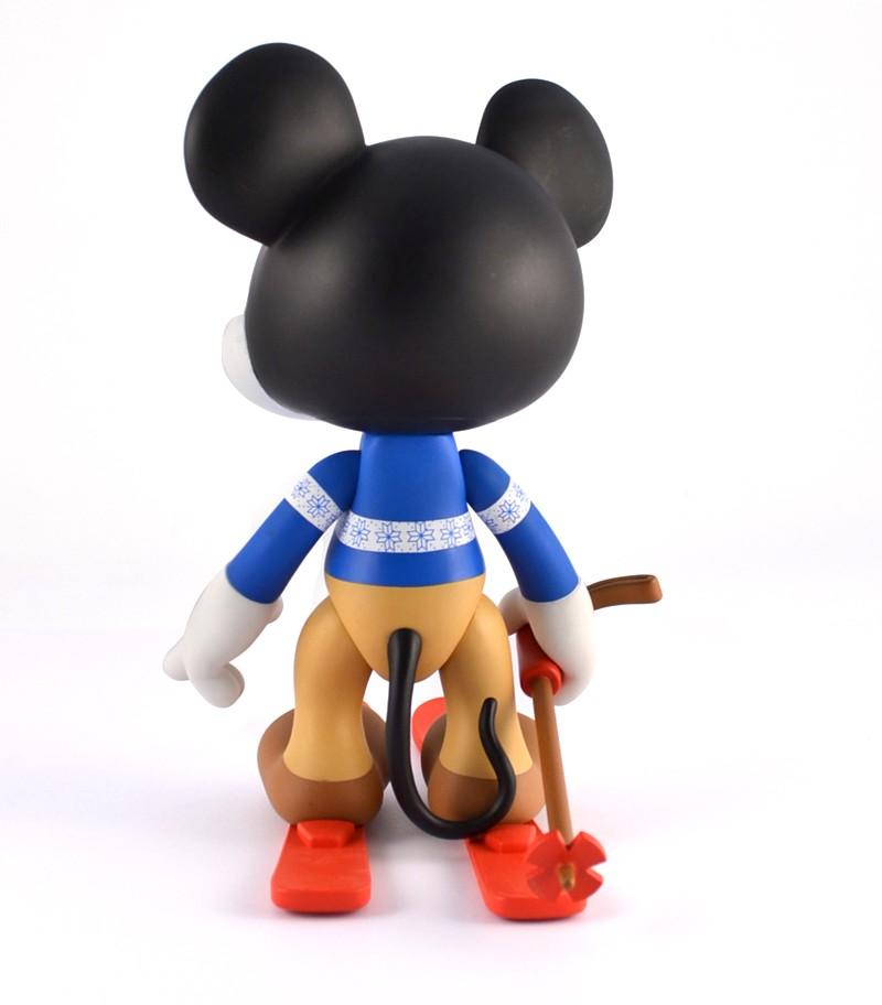 "MICKEY MOUSE  ""MEDICOM, MIRACLE ACTION FIGURE MAF""  figurine vinyl articulée"