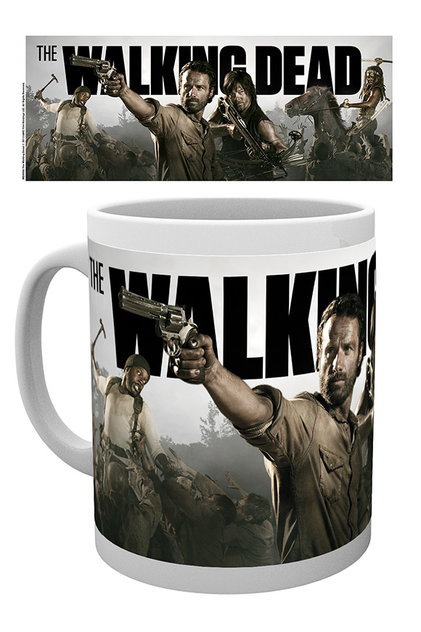 the walking dead mug c ramique gb eye gbe14963. Black Bedroom Furniture Sets. Home Design Ideas