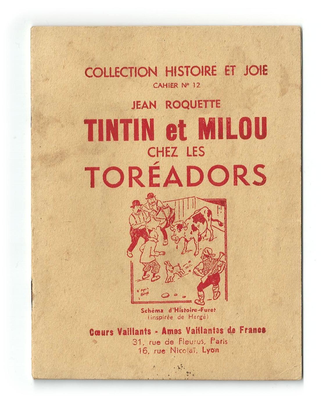 Tintin et Milou Tintin Tintin et Milou