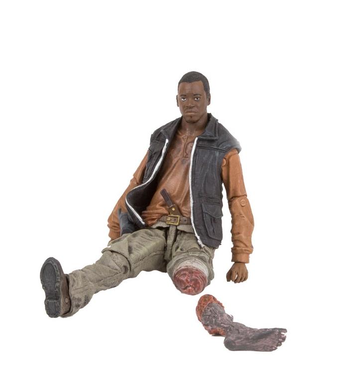 figurine walking dead