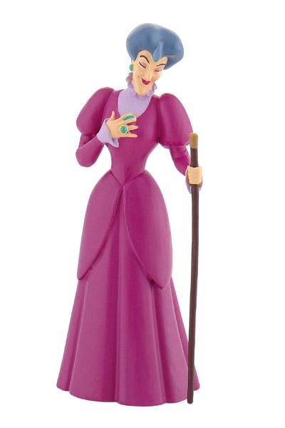 Raiponce la mechante belle mere figurine 10 cm - Mechante raiponce ...
