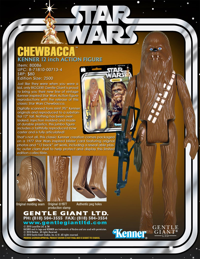Kenner Star Wars Toys : Star wars chewbacca quot jumbo vintage kenner action