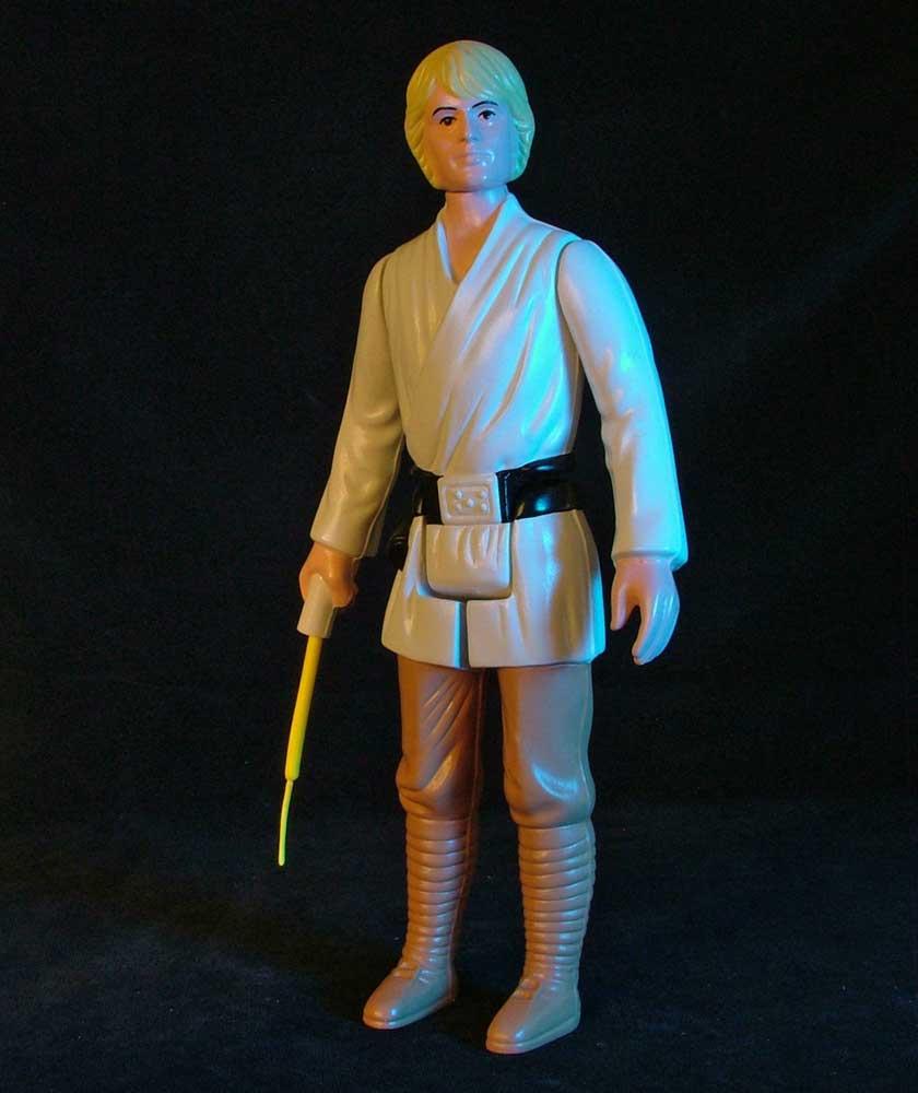 star wars luke skywalker jumbo vintage kenner figurine articul e 30 cm gentle giant. Black Bedroom Furniture Sets. Home Design Ideas