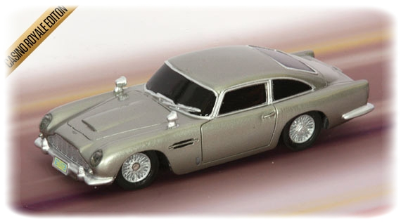 james bond casino royale aston martin db5 v hicule. Black Bedroom Furniture Sets. Home Design Ideas