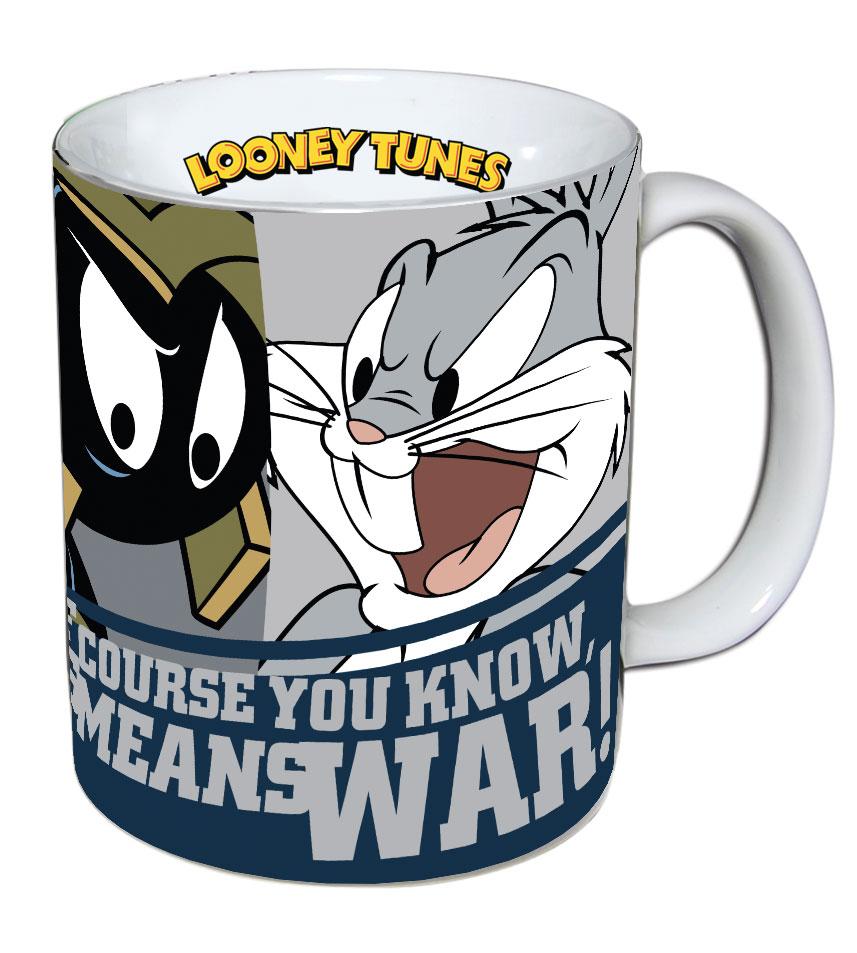 Looney toons relief tasse