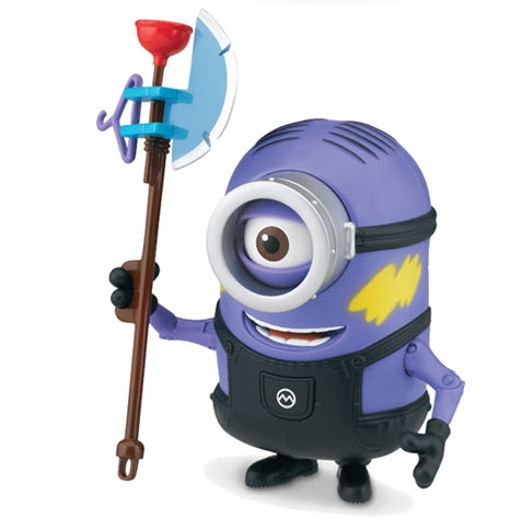 Moi moche mechant 2 minion undercover mini figurine 5 cm thinkway toys tht25078b03 - Mechant minion ...