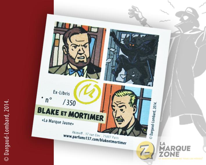 Blake et mortimer la marque jaune bougie parfum e - Blake et mortimer la porte du druide ...