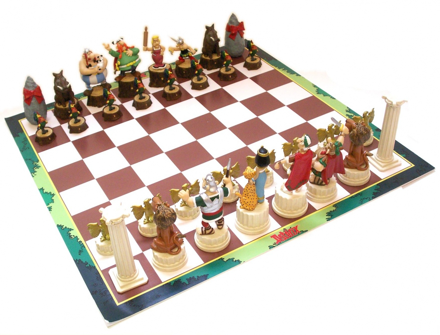 asterix jeu d 39 echecs plastoy plast69000. Black Bedroom Furniture Sets. Home Design Ideas