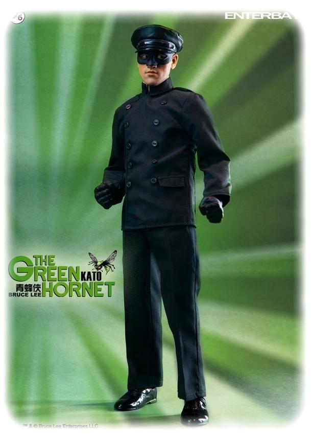 le frelon vert kato bruce lee figurine 1 6 30 cm. Black Bedroom Furniture Sets. Home Design Ideas