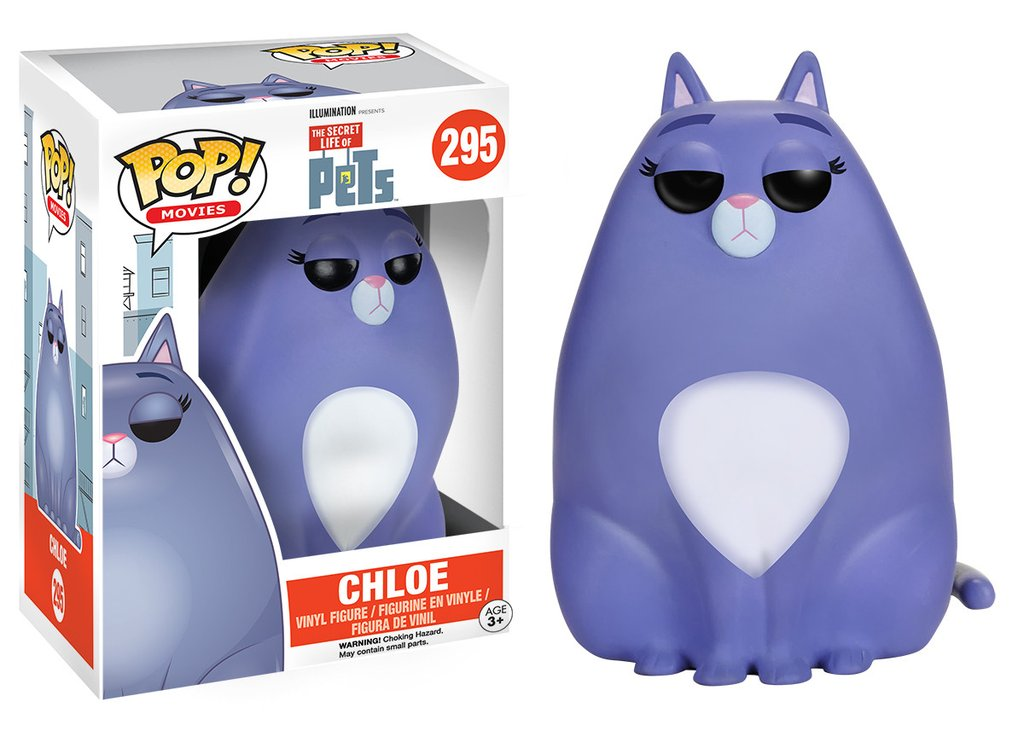 Comme Des Betes Chloe Pop Figurine Vinyl 10 Cm Funko