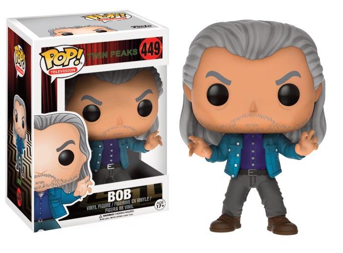 Figurine Funko Pop Twin Peaks Bob 449