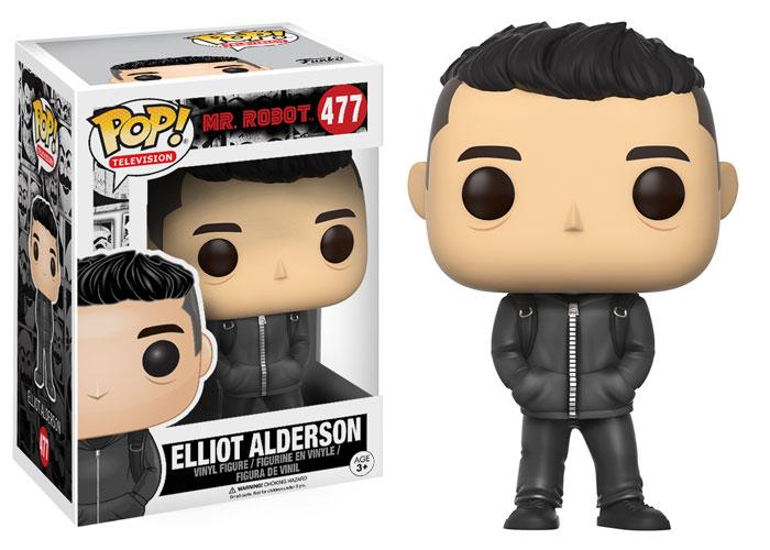 Figurine Funko Pop Mr Robot Elliot Alderson 477 9877