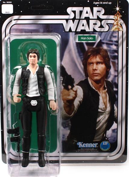 translucide Chars Luke Jedi Bleu Sabre-Laser Vintage Star Wars Figure arme