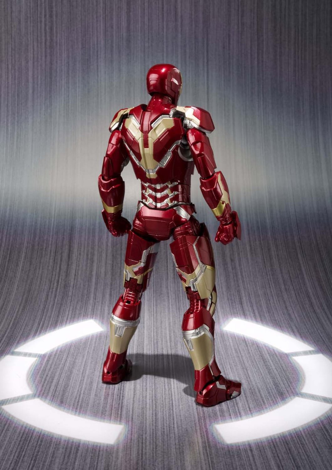 15 h figuarts Figurine Of Mark AvengersAge Man S Articulée UltronIron The 43 Cm EHD9IWY2