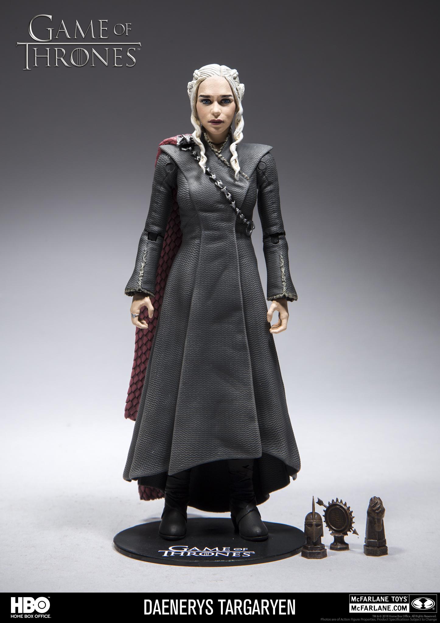 figurine daenerys targaryen mcfarlane game of thrones 10652. Black Bedroom Furniture Sets. Home Design Ideas