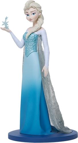 La reine des neiges elsa statuette r sine 13 cm my - La reine des neige elsa ...