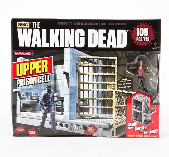 The Walking Dead Comic Rick Grimes Figure Jouet Full Color Mcfarlane-eccc 2016
