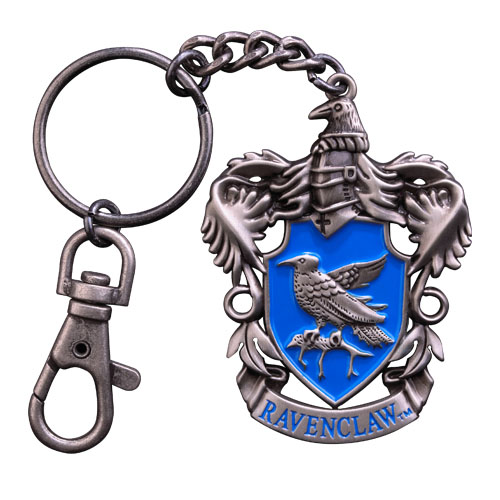 Harry potter blason serdaigle porte cl s metal 6 cm noble collection nob7675 - Harry potter blason ...