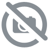 THE LITTLE PRINCE: THE LITTLE PRINCE IN PLANE - 6 cm pewter figure
